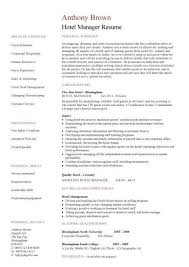 General Manager Resume Template General Manager Job Description Job Description General Manager