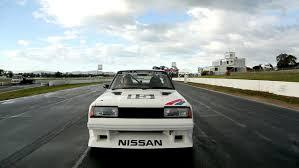 Nissan Altima V8 - nissan looks back at record setting 1984 bathurst 1000 photo