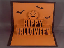 cute halloween cards with halloween bat u0026 pumpkin spice halloween