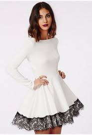 robe patineuse mariage robe patineuse et blanche robe fashion