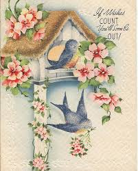 vintage cards vintage cards get well 1945 bitsorf thank you 1 500 000 times