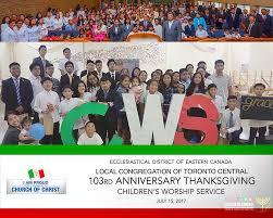 eastern canada the children s worship iglesia ni cristo