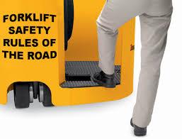 forklift safety tips scmh