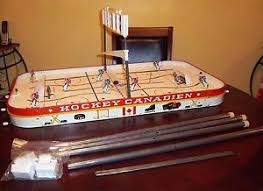 Table Top Hockey Game Buy Eagle Canadian Hockey Floor Model Table Top Hockey Game 196 In
