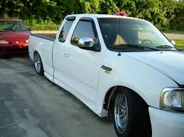 Ford F150 Truck 2000 - 2000 f 150 bagged