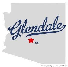 mesa az map map of glendale az arizona
