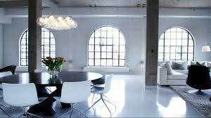 Loft Interior Design by View In Gallery Loft Shelving Interior Design Ideas White Loft