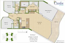 Condominium Plans Floor Plans Caribe Owners