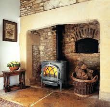 stone wood burning fireplace ideas log burner images stove country