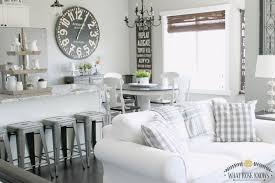 Farmhouse Style Painted Kitchen Table And Chairs Makeover What - Painted kitchen tables and chairs