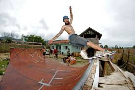 Backyard Skateboard Ramps Backyard Bowls In Florianópolis U2013 Brazil Confusion Magazine