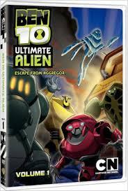 ben 10 ultimate alien wild truth 883929201730 dvd