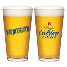 michelob golden light alcohol content michelob golden light nucleated 16oz pint glassthe beer gear store