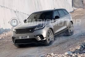 New Range Rover Velar Spy Shots And Pictures Range Rover Velar