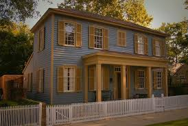 federal style house federal style house 1835 columbus vanishing south