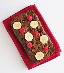 raspberry chocolate chip banana bread the breakfast drama queen
