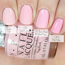 opi wedding colors best 25 opi pink ideas on opi colors opi pink nail