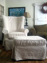 Chair And Ottoman Slipcover Sets 114 Best Unique Slipcovers Images On Pinterest Chairs Custom