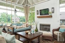 screened in porch with fireplace provera 250