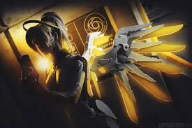 overwatch halloween background top 20 best mercy cosplay from overwatch number 3 is so awesome