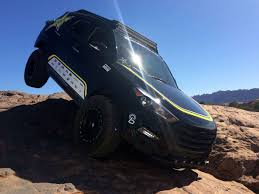 off road car attacking moab in an off road hyundai tucson the drive