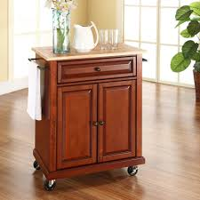 Red Kitchen Island Cart by A Buffet Of Kitchen Storage Solutions Smart Spaces Hayneedle