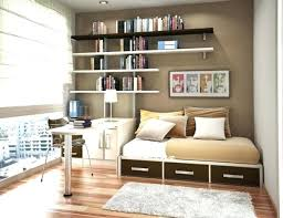 chambre petit espace amenagement petit studio naturelle chambre ado amenagement petit
