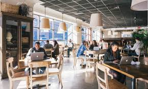 Coworking Space Sf Spacious Turns Empty Restaurants Into Coworking Spaces