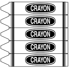 crayon template free download clip art free clip art on