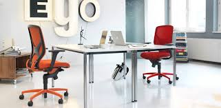 in 3d office chair task chair with trimension