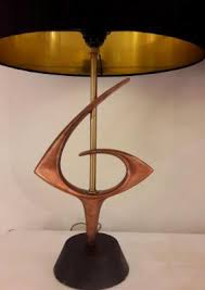 Atomic Lighting Atomic Table Ls 1960s Set Of 2 For Sale At Pamono