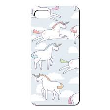 Unicorn Cloud by Unicorn Cloud Pattern Tpu Back Case Cover For Mobile Phone S518
