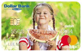customized debit cards customize your dollar bank credit or debit card