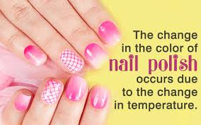 little things you didn u0027t know about nail polishes that change colors