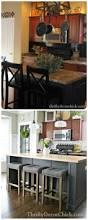 how big is a kitchen island 86 best decorate kitchen images on pinterest kitchen dream