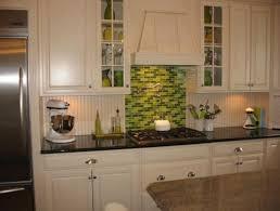 green glass backsplashes for kitchens coolest lime green glass