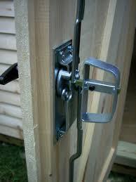 barn door look and l shed door handle 3 point locking system door hardware barn