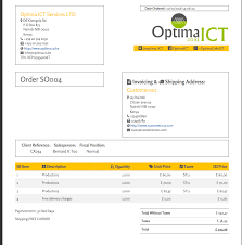 quote job reference professional report templates odoo apps openoffice calc quote