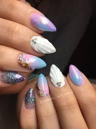 the 25 best sea nails ideas on pinterest sailor nails pretty