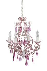 Diy Chandelier Ideas by Interior Small And Cute Chandelier In A Quite Simple Design For