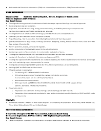Project Resume 1 Arun Das Mep Resume