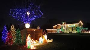 Pictures Of Christmas Lights by Your Friday Faves Top 10 Christmas Lights Displays Abc13 Com