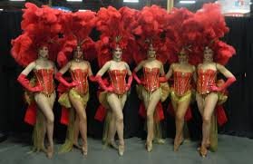 Las Vegas Showgirl Halloween Costume Las Vegas Showgirls Hire Premier Showgirls