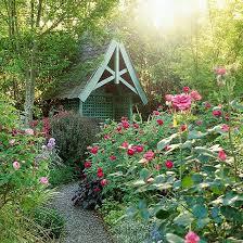 Cottage Garden Layout The Elements Of Cottage Garden Design