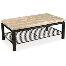 white stone coffee table medium size of white stone coffee