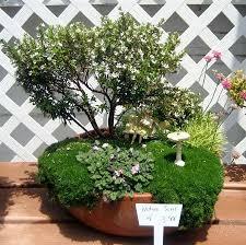 69 best fairy gardens images on pinterest fairies garden mini