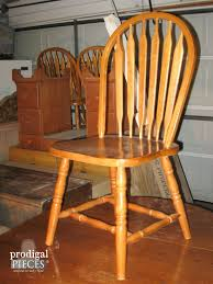 dining chairs for farmhouse table farmhouse table makeover with homeright sprayer prodigal pieces