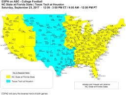 Florida Tech Map by Rod Grace Rodgrace Twitter