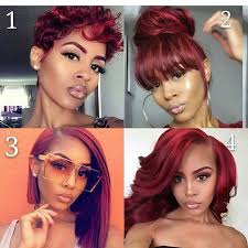 back hair sewing hair styles the 25 best red weave hairstyles ideas on pinterest red weave