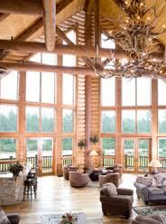 interior of log homes interior design décor for log homes hybrid log homes luxury